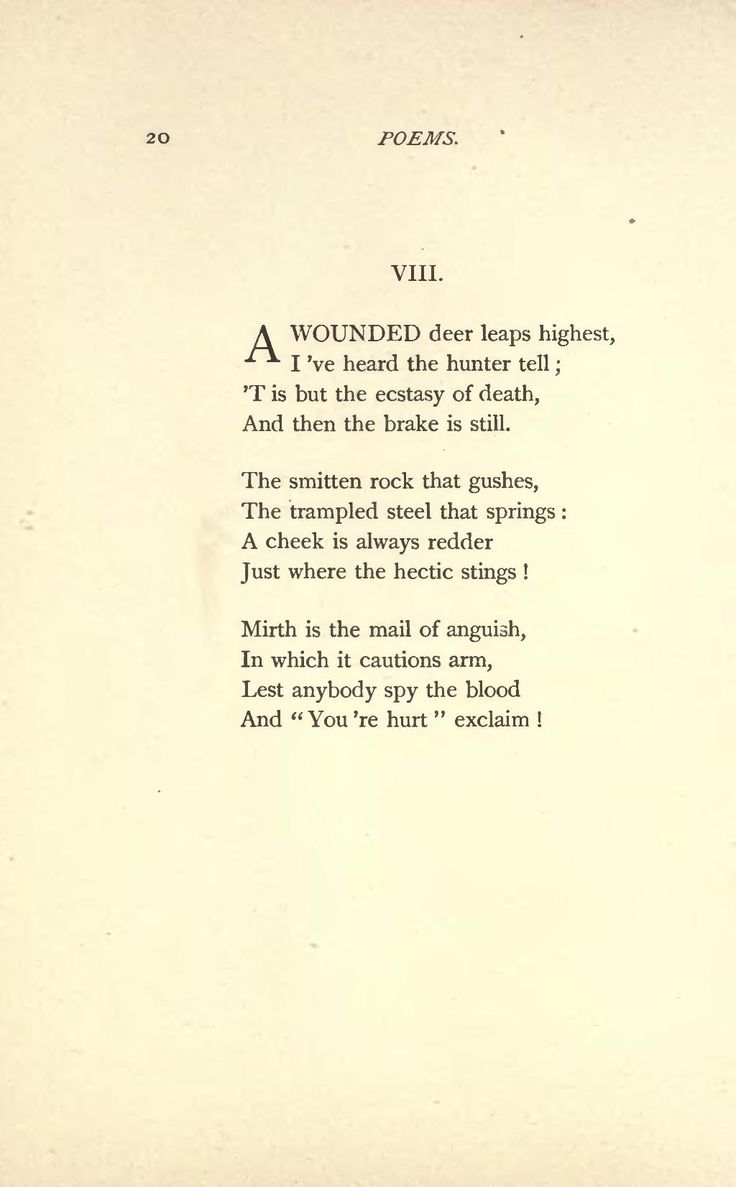 Famous Poems by Emily Dickinson | Page:Emily Dickinson Poems (1890).djvu/28