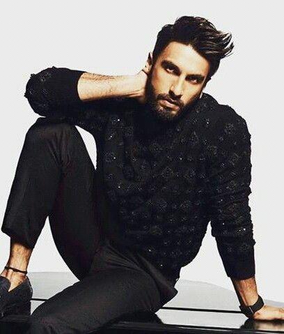 Wow.... Ranveer Singh.