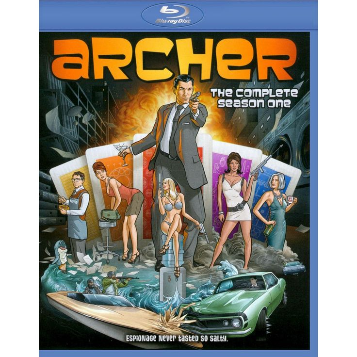 Archer: Season 1 [Blu-ray]