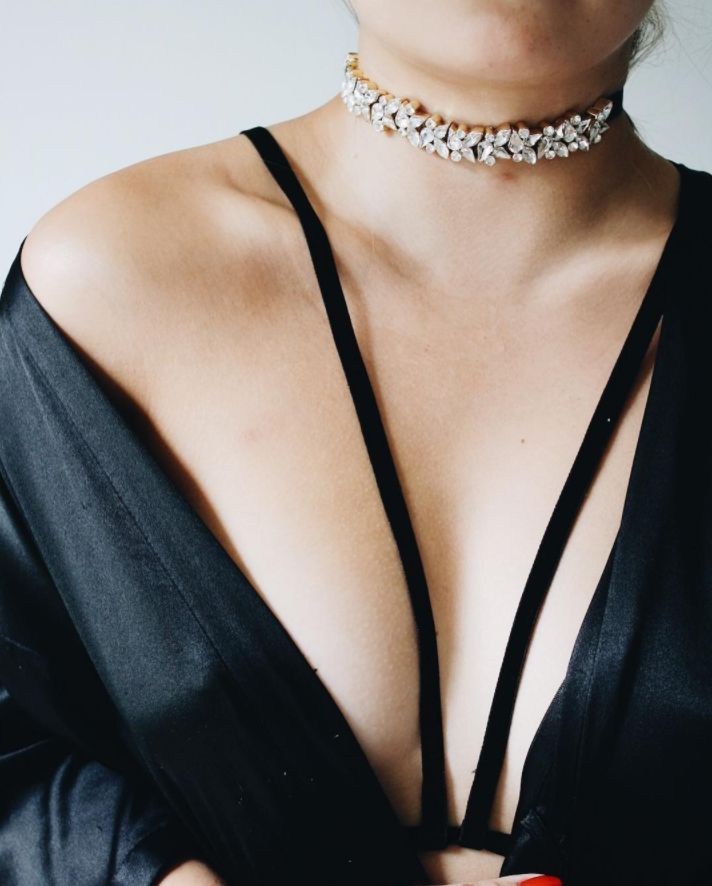Got The Club Going Up On A Tuesday - Shop The Buddy Bralette Online @frenchfiasco / #fiascogirls
