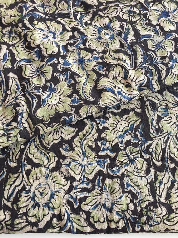 Indian Block Print Fabric Indian Fabric Indian Cotton