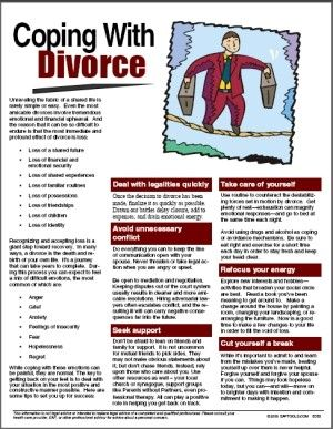 E055 Coping with Divorce - How to?