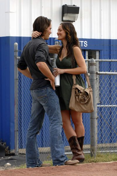 tim riggins + lyla garrity. Friday night lights. Perfect