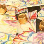 Rainbow White Chocolate Bark Recipe