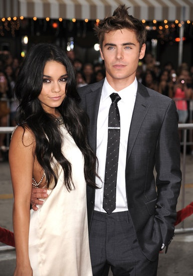 Remember when Vanessa Hudgens and Zac Efron dated?