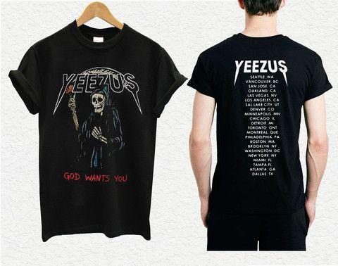 yeezus shirt yeezus indian skeleton yeezus tour shirt kanye west 14.9$ shipping rate 9.9$ secured payment using paypal