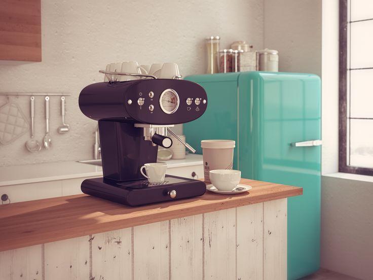 Siebträgermaschine im Privathaushalt entkalken  #Reinigung #Entkalken #Kaffeemaschine #Siebträgermaschine #Kaffeetechnikshop #Küche #trinken # Frühstück