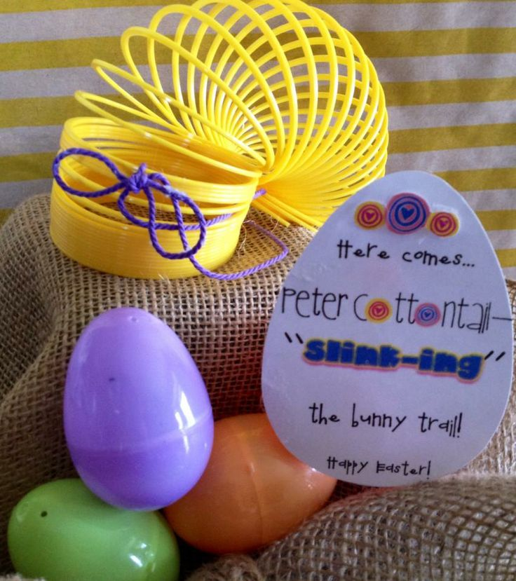 121 best e is for easter images on pinterest easter easter bunny easter slinky the perfect easter gifts and ideas for anybody on your list baby negle Images