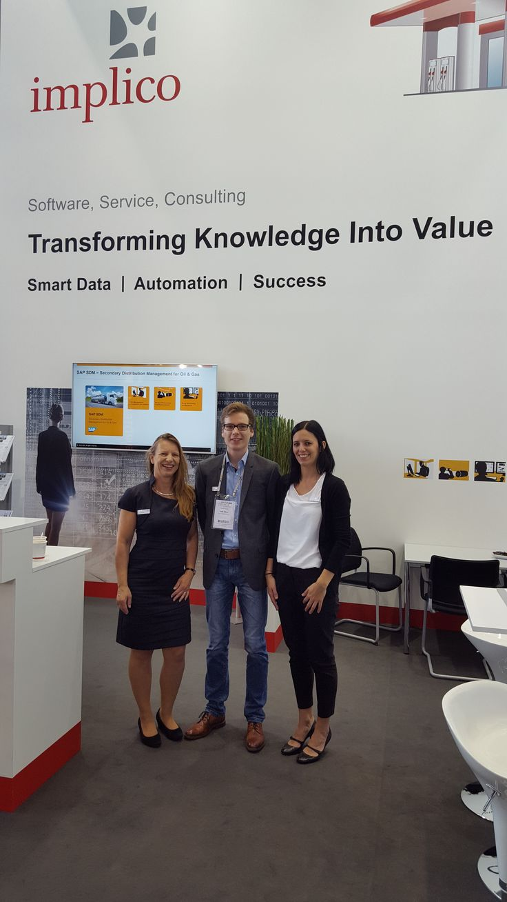 Our Team at the UNITI expo 2016 in Stuttgart.