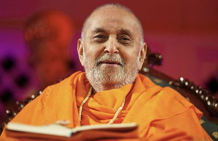 BAPS Foundation head Pramukh Swami, dies at 95