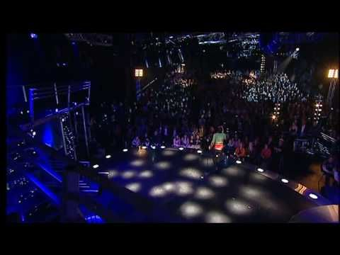 Life on Mars 2 - Sebastian Karlsson - Swedish Idol 2005 [HQ]