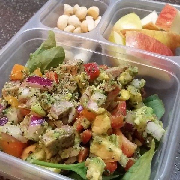 Lunch Ideas Avocado: Best 25+ Paleo Lunch Box Ideas On Pinterest