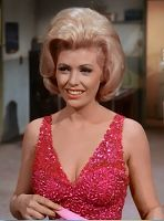 Beverly Powers guest starring in the only color PERRY MASON episode.