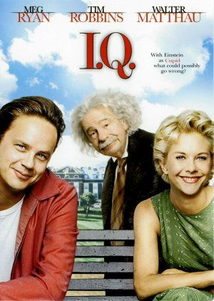 I.Q. (1994) • Meg Ryan, Tim Robbins, Walter Matthau, Stephen Fry, Tony Shalhoub, Frank Whaley, Lou Jacobi, Gene Saks, Joseph Maher ——— Oh how I adore this movie. Awesome, clean, funny, sweet, silly. Just fantastic. Oh! and I ♥ Meg Ryan's wardrobe in this!