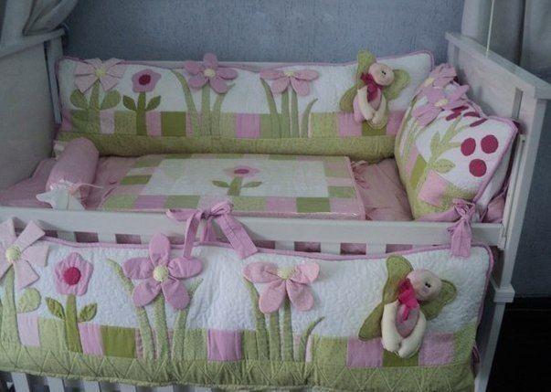 Как сшить бортик для детской кроватки - Разное для малышей - Вязание для детей -МАСТЕР-КЛАССЫ ПО РУКОДЕЛИЮ- Страна рукоделия