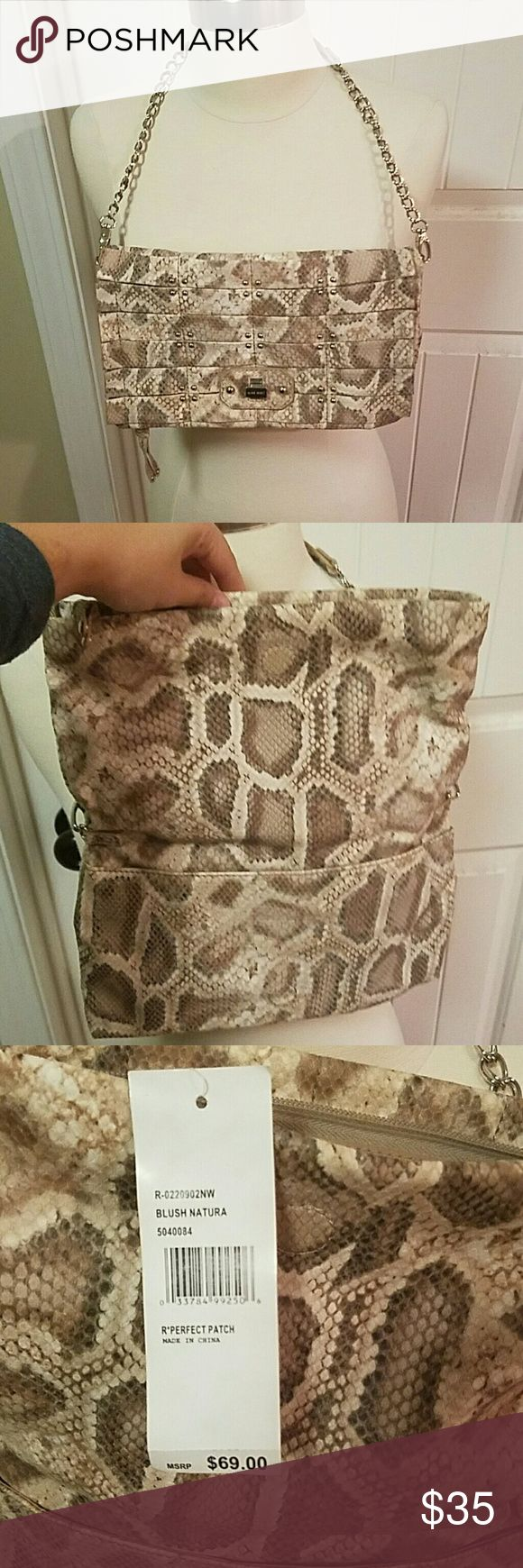 Nine West purse - brand.new with tag Snake skin pattern Nine West Bags