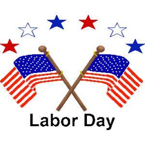 labor day clip art ideas