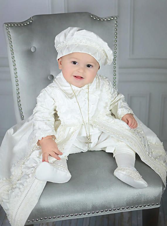 a7ca77a74 Baby Boy Christening Gown