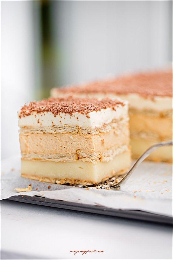 Toffee no-bake Cake