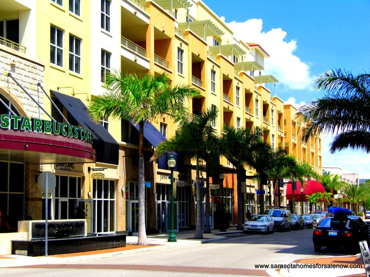 Sarasota S Downtown Offers Easy Walking To Ping Entertainment