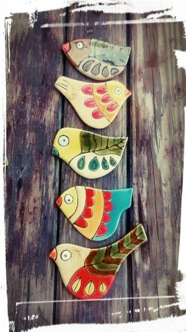 Aves !!!!! Ceramica EB!!!!!