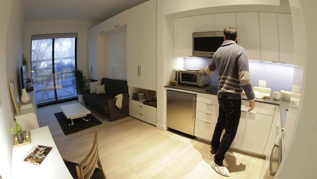The Difference Between An Efficiency Apartment And A Studio Apartment Micro Apartment Tiny Apartments Nyc Apartment
