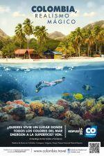 Turismo Colombia, realismo magico