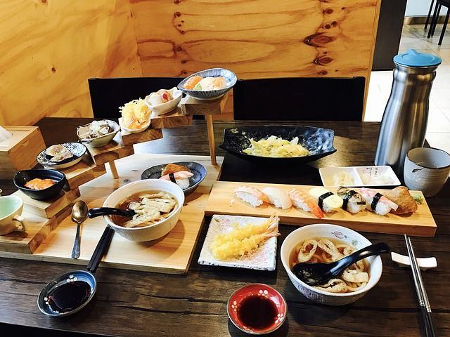 Persiapkan Pendukung Sushi Seperti Soy Sauce (Kecap Asin Jepang)