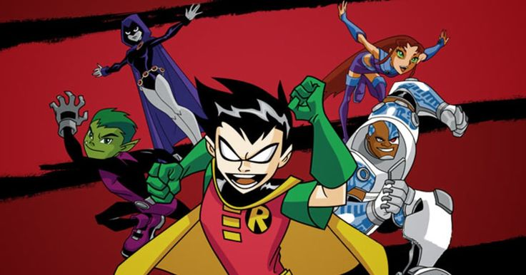 The 25 Best Teen Titans Streaming Ideas On Pinterest -1071