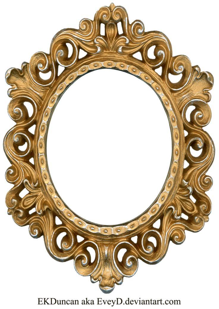 vintage picture frames | Vintage Frames