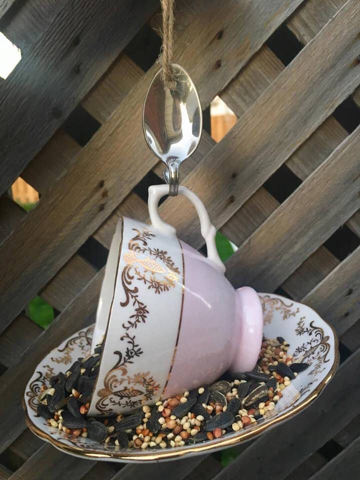 A personal favorite from my Etsy shop https://www.etsy.com/ca/listing/567393961/pink-and-gold-royal-vale-teacup-bird