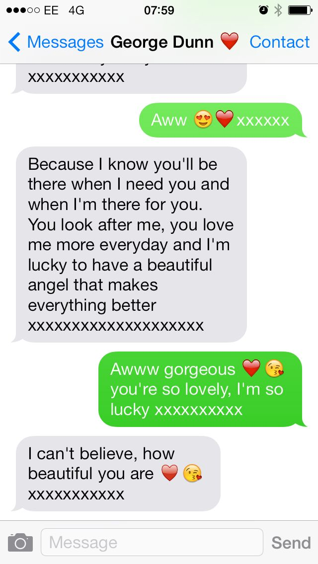 this is stupid ❤️ #cute #texts