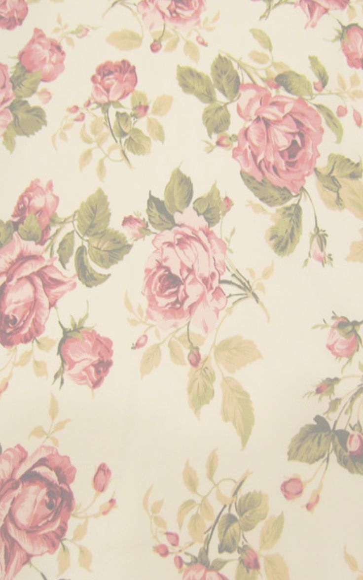 floral print background | Tumblr