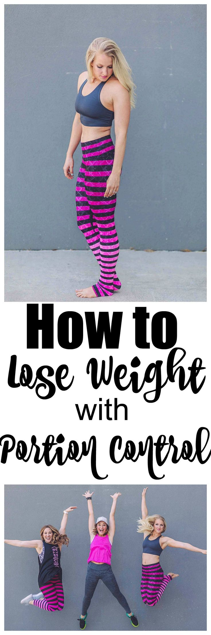 How to Lose Weight with Portion Control
