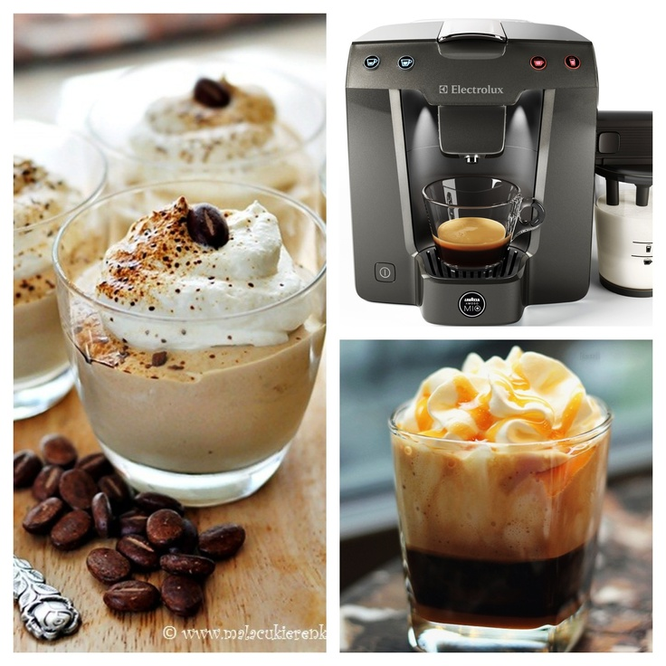 With Favola Cappuccino from Electrolux you can both steam and whisk the milk!