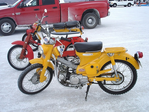 vintage honda pit bikes bonneville salt flats vintage. Black Bedroom Furniture Sets. Home Design Ideas