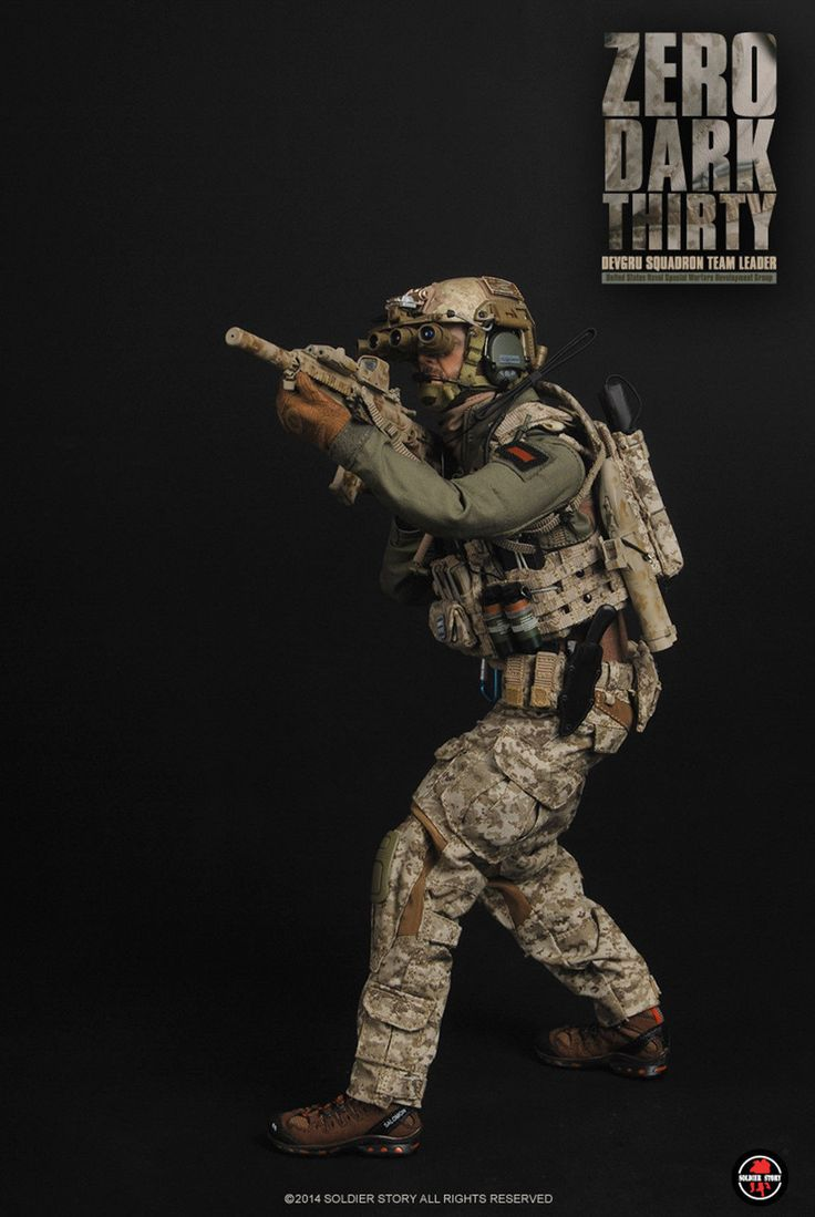 16 scale soldier story ss084 zero dark thirty devgru