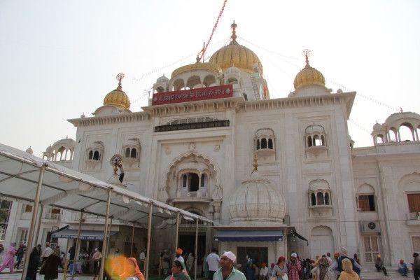 Gurdwara Bangla Sahib… The Sikh House of Worship