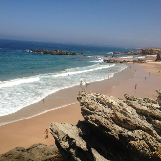 Praia Grande - Porto Covo