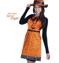 Halloween+Glam+Apron: Sale $7.99