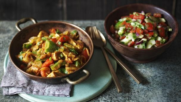 The 25 best chicken jalfrezi image pakistani ideas on pinterest low fat chicken curry the key to this light jalfrezi style curry is marinating the meat because it provides loads of flavour without adding any fat forumfinder Choice Image