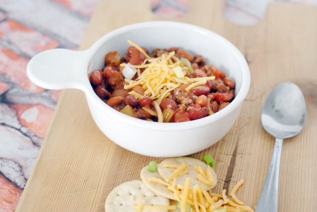 A Wendy's chili recipe you'll want to make all the time. Copycat recipes are the best.