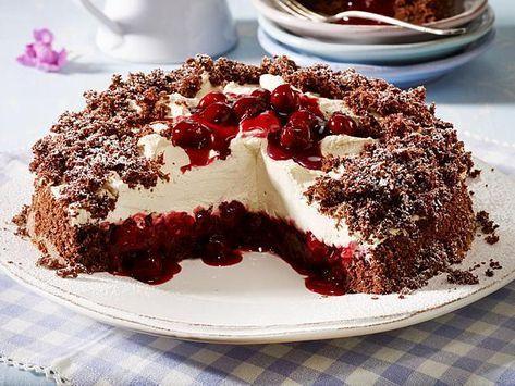 Unser Lieblingsrezept für Cherry Mole Cake und mehr als 55.000 mehr …   – Rezepte