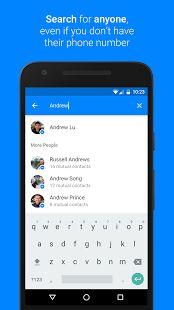 Messenger – miniaturka zrzutu ekranu