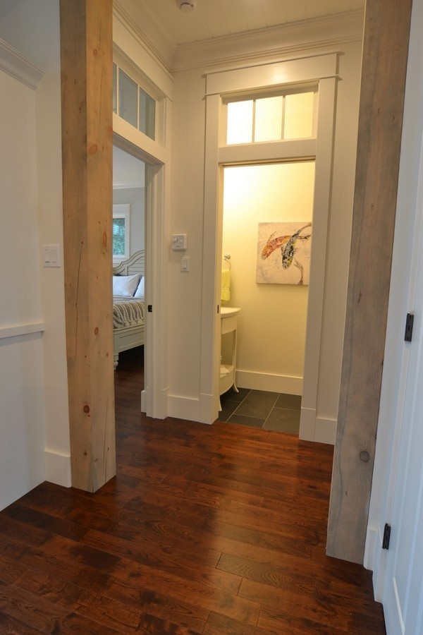 Interior Transom Windows Over Bathroom And Bedroom Doorways Mi Casa One Day Pinterest