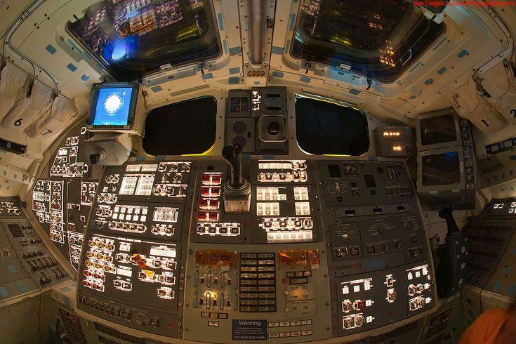 Powered Flight Deck of the Space Shuttle Endeavour photos  http://www.launchphotography.com/Endeavour_Flight_Deck.html