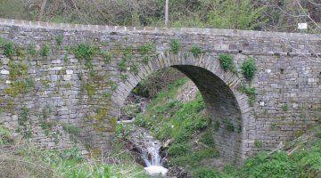Bridge Mesargias-Rahi/ Γεφύρι Μεσαργιάς-Ράχης