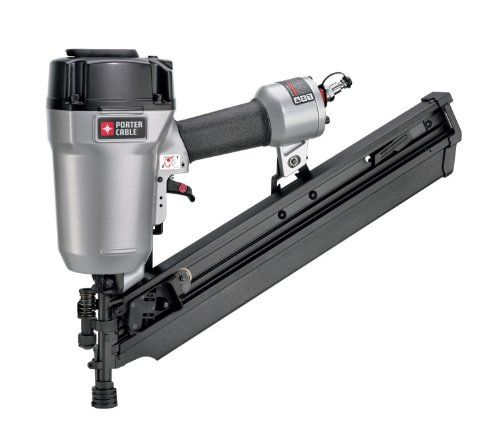 Porter-Cable FC350A Clipped Head 2-Inch to 3-1/2-Inch Framin $179Porterc Fc350A, Frames Nailer, 312Inch Frames, Porter C Fc350A, Head 2Inch, Clips Head, Head 2 Inch, Fc350A Clips, 312Inch Framin