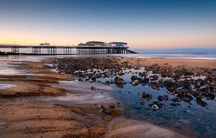 Cromer pier. I miss Norfolk.