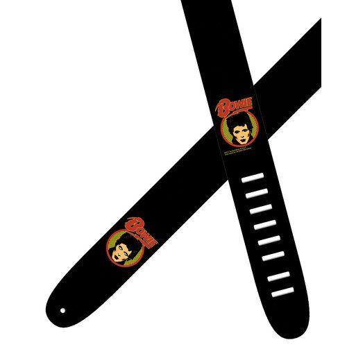 $14 Off! Perri's #Guitar Strap - David Bowie Ziggy Stardust Era Licensed Item #music #davidbowie